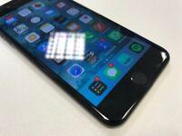 Apple iPhone 7 Plus - 256GB -Network Unlocked - Black - 6 Month Warranty With Receipt