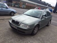 Automatic 52 Plate Skoda Octavia 1.9 Tdi Diesel 5 Doors Full Service History cambelt changed