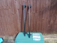 ASTRA ROOF BARS FOR 2003 ONWARD'S WITH FITTING TOOLS