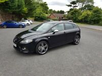 2007 SEAT LEON FR 2.0 DIESEL......1 OWNER FROM NEW....FULL SERVICE HISTORY....FULL MOT