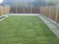 PAVING SLABS,DRIVEWAYS,FENCING,TURFING EXPERTS IN EAST LONDON