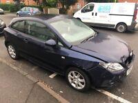 Seat Ibiza 2010, Slightly damaged!