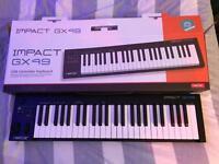 Nektar GX49 Impact MIDI keyboard 49 key