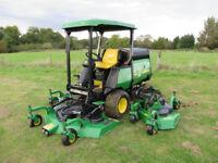 John Deere 1600 turbo WAM tractor mower diesel