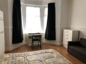 Available 14/8/21. Large Ground Floor 2 Bedroom Fully Furnished Flat To Rent.