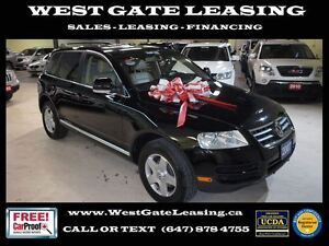 2007 Volkswagen Touareg | AIR RIDE | LEATHER | SUNROOF |