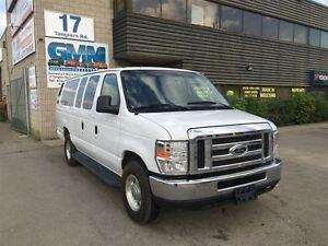 2014 Ford E-350 XLT Extended 15 Passenger Van Gas