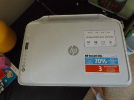 HP DeskJet 2600 Printer, Scanner, Photocopier, Fax, All-in-one series -3 months free ink