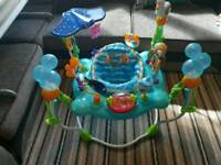 Bright start finding Nemo jumperoo