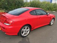 HYUNDIA COUPE 2006 FULL YEAR MOT EXCELLENT CONDITION