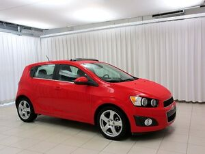 2016 Chevrolet Sonic LOWEST PRICE AROUND! COME GET IT BEFORE ITS
