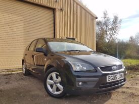 Ford Focus 2005 *ONE PREVIOUS OWNER*HPI CLEAR*NEW MOT WILL BE PROVIDED*JUST SERVICED*