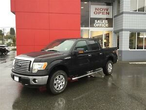 2011 Ford F-150 FX4 Supercrew SWB 4WD 4x4 Supercrew, XLT Low KMS Comox / Courtenay / Cumberland Comox Valley Area image 1