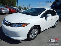 2012 Honda Civic Sdn LX **LIQUIDATION*