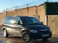 Chrysler Voyager 2.5 CRD SE 5dr BARGAIN OF THE MONTH!!!!