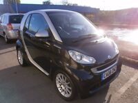 2008 SMART FORTWO 1.0 AUTOMATIC PASSION 2DOOR, SERVICE HISTORY, CLEAN CAR, DRIVES VERY NICE