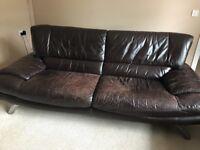 Free sofas to a good home