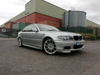 2005 BMW 325ci M Sport Coupe Automatic Full Leather Face Lift Auto E46 325 ci 330ci 330 328i 320ci