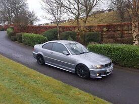 BMW e46 320cd m sport GOLF GTI ASTRA HONDA TYPE R