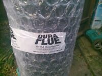DURA MULTI FLUE WOOD BURNER PIPE - BRAND NEW IN WRAPPING