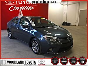 2014 Toyota Corolla 4-Door Sedan LE ECO Cvti-S