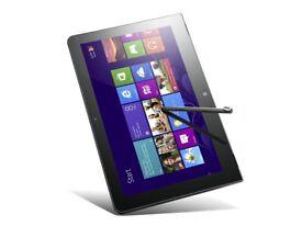 Lenovo Helix 3702 Tablet Core i5 3427U 1.8Ghz 128GB SSD Windows 10 Please read ad