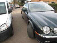 Jaguar V8 4Ltr S type 1999 only 41000 miles Auto