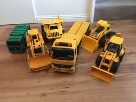 Kids tractor and truck sets