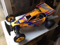 Tamiya rc mad fighter buggy