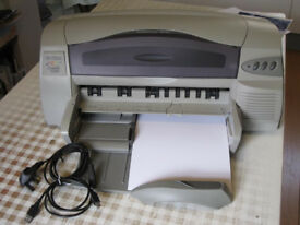 A3 large format printer HP 1220c in rather nice condition