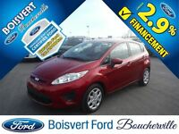 2013 Ford Fiesta SE GROUPE CONFORT