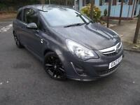 Vauxhall Corsa LIMITED EDITION (grey) 2014-04-30