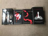 Twilight: complete book collection