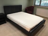 Double Ikea Mattress - Very Comfy & As New!