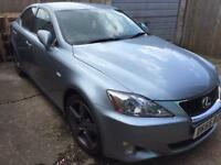 Breaking car all parts Lexus is250