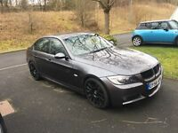 BMW 330d m sport remapped decated fast must go
