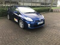 AYLESBURY TAXI PLATED TOYOTA PRIUS T3 2010£5295