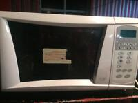 Microwave + kettle