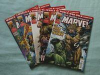 Mighty World of Marvel - 17 comics