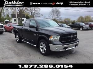 2014 Ram 1500 Outdoorsman | CLOTH | HEATED MIRRORS | REAR CAMERA