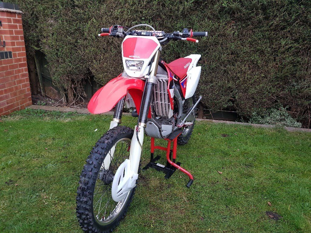 Honda Crf 450 X Road Legal Enduro In Mansfield Nottinghamshire