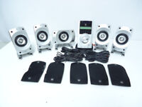 Logic Z5500 surround sound 5.1 speakers , amp and large sub woofer