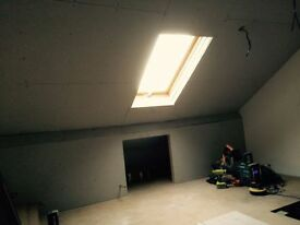 Loft Conversion Team Required. Immediate Start. Covering Dormer & Velux Conversions. Ongoing Work