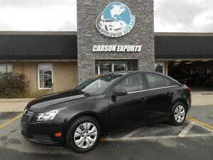 2014 Chevrolet Cruze 1LT AUTO!  FINANCING AVAILABLE