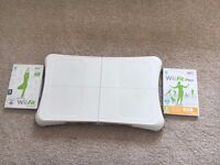 Wii Fit and Wii Fit Plus with Balance Board