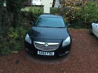 2012 Vauxhall insignia cat c fully repaired and vic checked