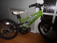 Boy's Bike - Appollo Xpander