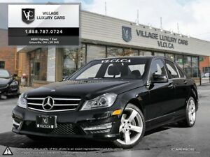 2014 Mercedes-Benz C-Class NAVIGATION | BLIND SPOT ASSIST | U...