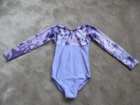 Tappers and Pointers Gymnastic Costume Size 1