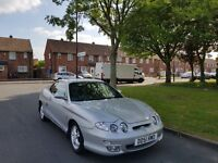 2001 Hyundai Sport Coupe Automatic Good Run Around